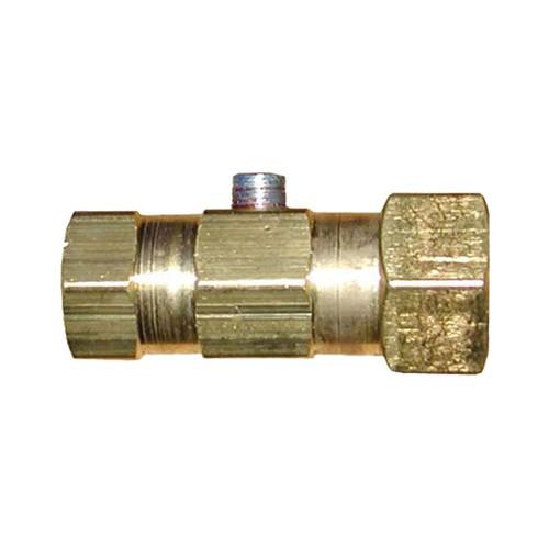 Brass Inlet Strainer