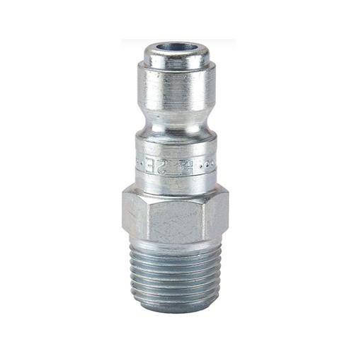 "QC Coupling Plug (1/4""-1/4""M)"