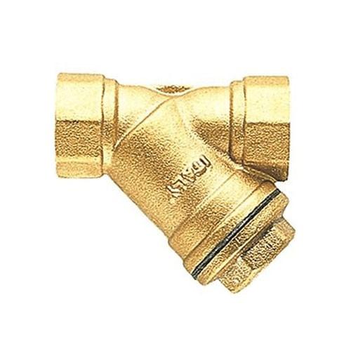 Brass Y Filter
