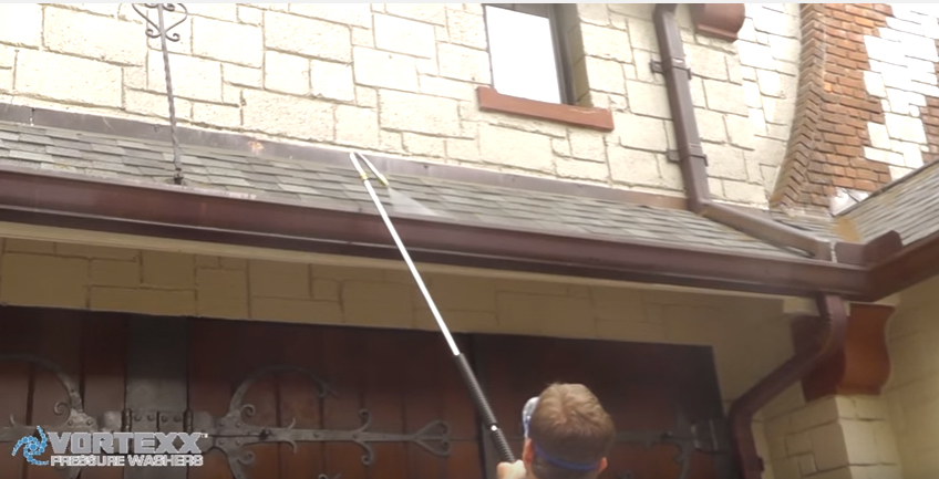 How to Clean Exterior Siding with a Pressure Washer