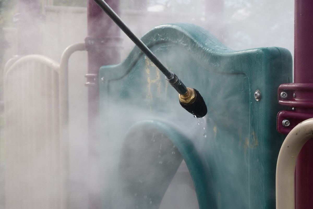 choose the right pressure washer nozzle