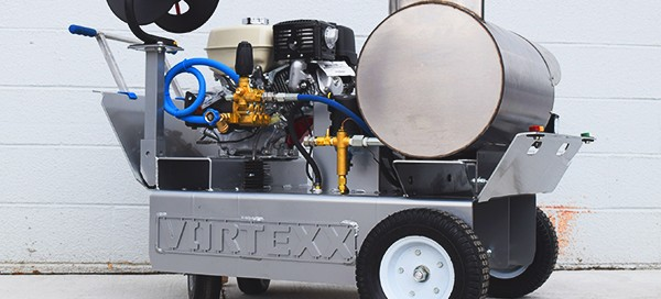 Vortexx Pressure Washers All New Hot Water Pressure Washer Series
