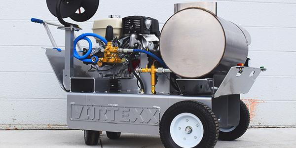 Vortexx Pressure Washers All New Hot Water Pressure Washer Series