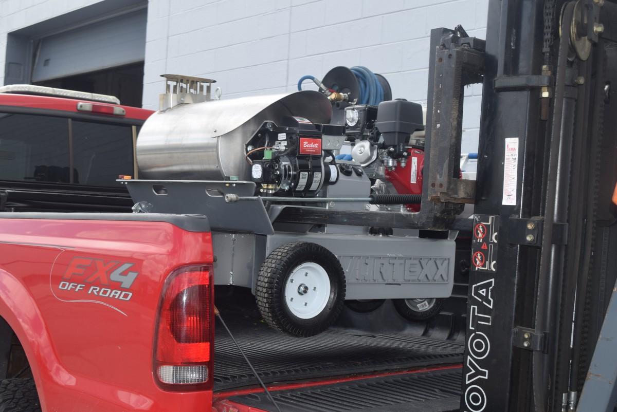 Vortexx Pressure Washers Professional Hot Water Pressure Washer